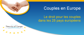 Couples en Europe